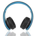 casque-sans-fils-Bluetooth-Ephrata-fonction-appel-Distance-10m-Radio-Batterie-intégrée-bleur-face