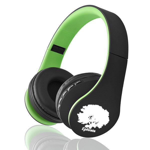 casque-sans-fils-Bluetooth-Ephrata-fonction-appel-Distance-10m-Radio-Batterie-intégrée-vert-blc