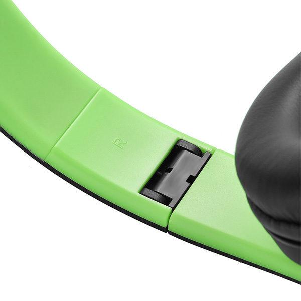 casque-sans-fils-Bluetooth-Ephrata-fonction-appel-Distance-10m-Radio-Batterie-intégrée-vert-pliure