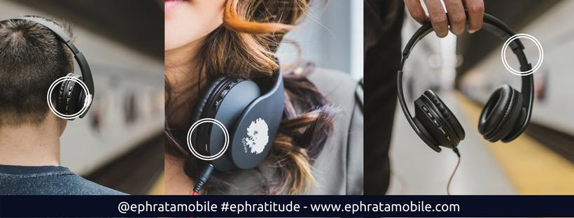 Casque Gospel Ephrata Un Bon Rapport Qualitéprix Ephrata Mobile