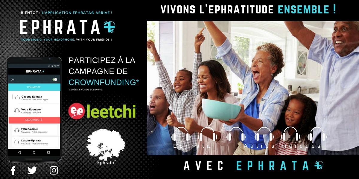 Ephtrata lance sa campagne sur Leetchi